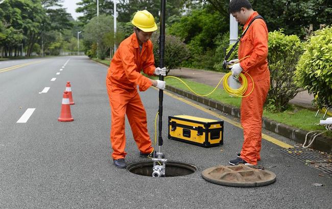 油气管道检测